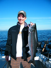 Puget Sound King Salmon
